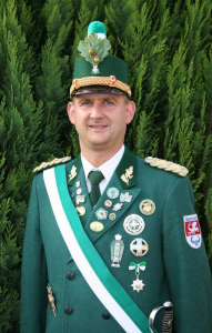 Oberst Frank Wengenmaier