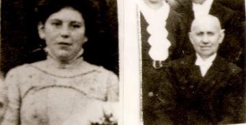 1911 - Konrad Vonnahme und Therese Hermesmeier