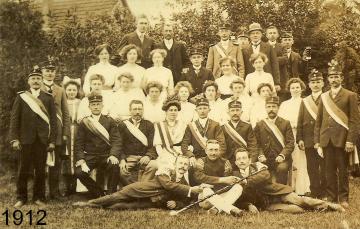 1912 - Fritz Schonlau und Maria Meier