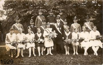1929 - Ferdinand Kruse und Regina Nolten