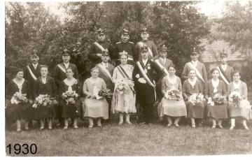 1930 - Konrad Eikel und Paula Witte