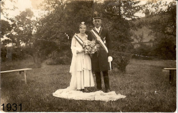 1931 - Anton Vaupel und Maria Wünnenberg