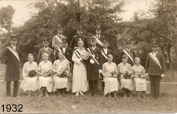 1932 - Johannes Montag und Maria Vonnahme