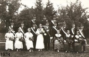 1934 - Karl Meierotte und Gertrud Thiele