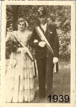 1939 - Konrad Vonnahme und Therese Hoffmeister