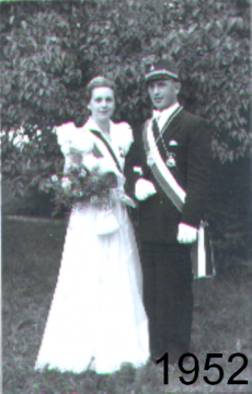 1952 -Bernhard Suerland und Ruth Bläsing