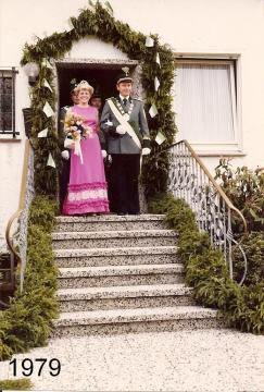 1979 - Heinz und Mechthild Montag