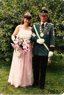 1981 - Richard und Elisabeth Voß