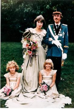 1982 - Lothar Knülle und Maria Hoffmeister