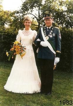 1983 - Josef und Margarete Pottmeier