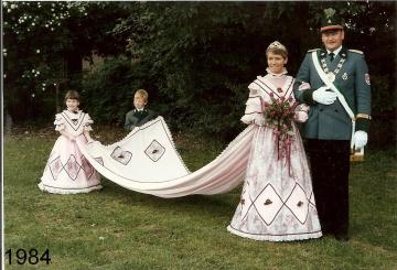 1984 - Heinz und Jutta Hora
