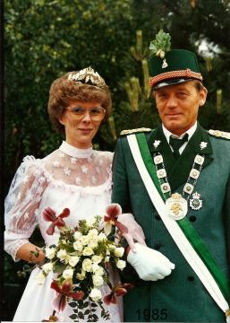 1985 - Josef und Brigitte Nolte