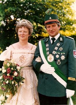 1986 - Rudi und Marita Krause