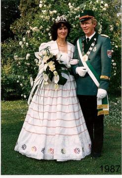 1987 - Klaus und Christa Gösken
