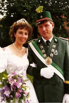 1990 - Michael und Gabi Hassenjürgen