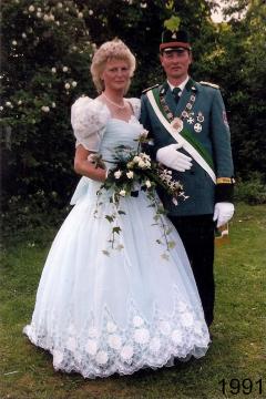 1991 - Heinrich und Hannelore Kemper