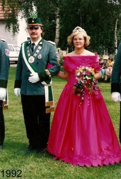 1992 - Detlef und Birgit Schmigelski