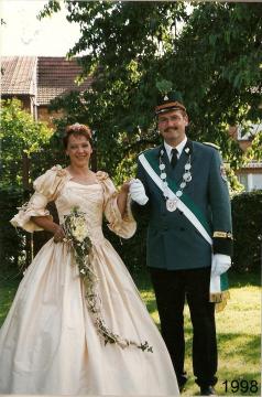 1998 - Ralf und Silvia-Regina von Prondzinski