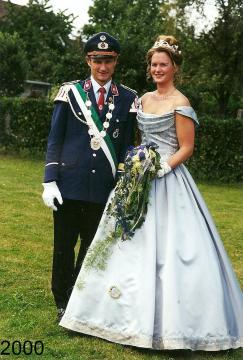 2000 - Norbert Corazolla und Sabrina Kemper