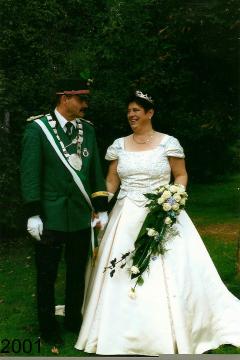 2001 - Jürgen und Brigitte Tschernik