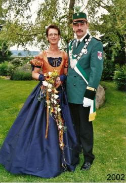 2002 - Theo und Angelika Becker