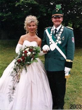 2003 - Raimund und Susanne Schmitz