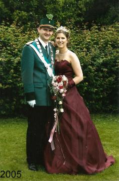 2005 - Frank und Claudia Wengenmaier