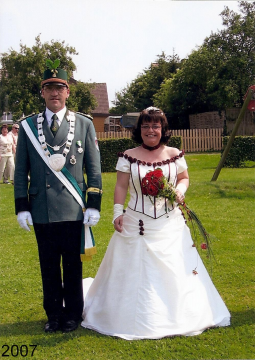 2007 - Andreas und Daniela Daniels